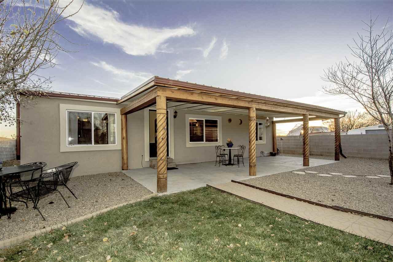 19 pueblo garcia road 10 santa fe nm 87508 mls 201705523 for Pueblo home builders
