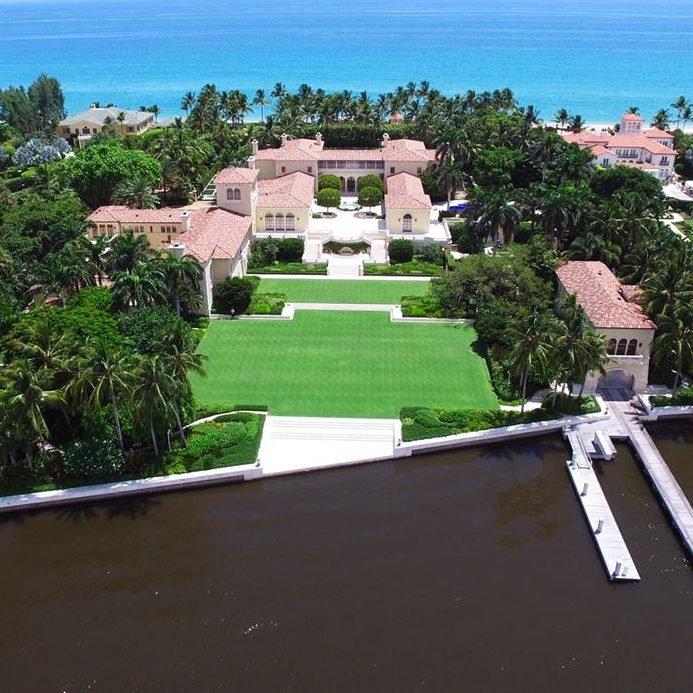 Tour A Stunning Billionaires Row Estate In Palm Beach