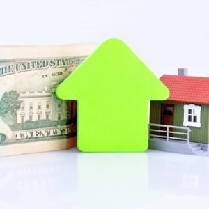 Increasing value of Home Price