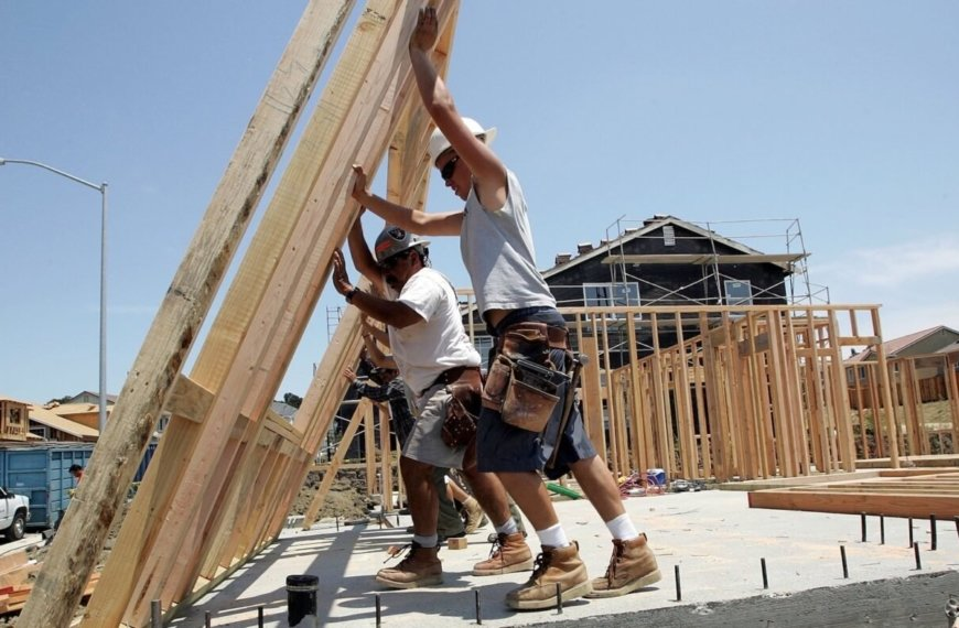 Homebuilder confidence holds steady in face of rising costs